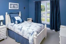 Country Interior - Bedroom Plan #929-672