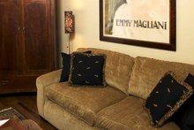 Victorian Interior - Family Room Plan #929-557