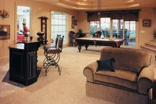 Architectural House Design - Optional Game Room