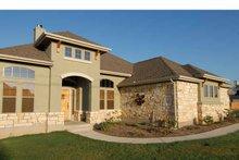 Architectural House Design - Mediterranean Exterior - Front Elevation Plan #472-304
