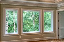Dream House Plan - Craftsman Interior - Master Bedroom Plan #437-121
