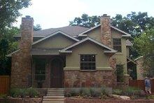 Home Plan - Craftsman Exterior - Front Elevation Plan #120-170