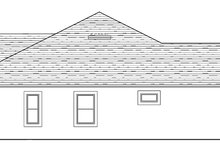 Home Plan - Colonial Exterior - Other Elevation Plan #1058-124