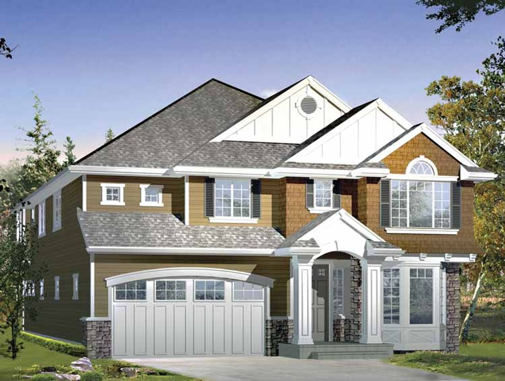 Craftsman style house plan 4 beds 2 5 baths 3220 sq ft for Craftsman style homes for sale in nh