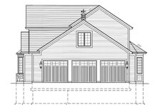 Country Exterior - Other Elevation Plan #46-428