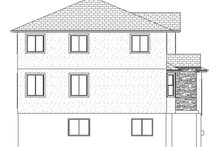 Dream House Plan - Traditional Exterior - Other Elevation Plan #1060-7