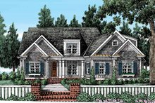 House Plan Design - Country Exterior - Front Elevation Plan #927-403