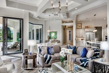 Home Plan - Mediterranean Interior - Other Plan #930-473