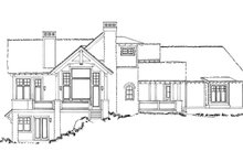 Home Plan - Ranch Exterior - Other Elevation Plan #942-32