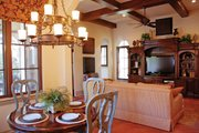 Mediterranean Style House Plan - 3 Beds 3 Baths 4795 Sq/Ft Plan #1058-15 Interior - Other