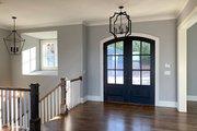 Craftsman Style House Plan - 4 Beds 4.5 Baths 5810 Sq/Ft Plan #437-96