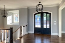 Dream House Plan - Craftsman Interior - Entry Plan #437-96