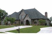 Architectural House Design - Cottage Exterior - Front Elevation Plan #11-279