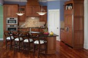 Craftsman Style House Plan - 5 Beds 4.5 Baths 5026 Sq/Ft Plan #928-229 Interior - Kitchen