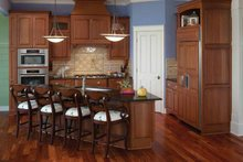 Craftsman Interior - Kitchen Plan #928-229