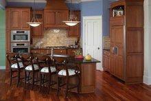House Design - Craftsman Interior - Kitchen Plan #928-229