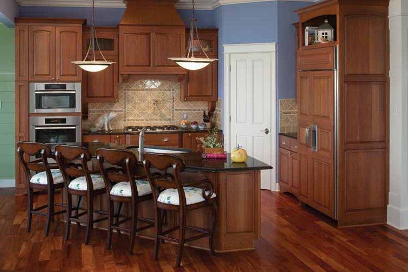 Craftsman Interior - Kitchen Plan #928-229 - Houseplans.com
