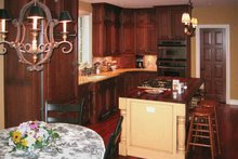 Country Interior - Kitchen Plan #928-114