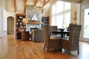 Craftsman Style House Plan - 4 Beds 3.5 Baths 3807 Sq/Ft Plan #437-69