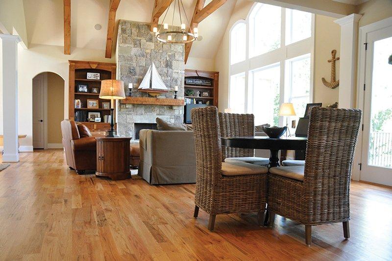 Craftsman Interior - Other Plan #437-69 - Houseplans.com