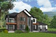 Modern Style House Plan - 3 Beds 3 Baths 2164 Sq/Ft Plan #23-2309