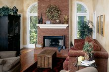 House Plan Design - Country Interior - Other Plan #927-139