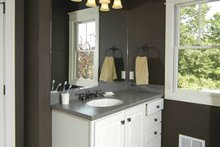 Craftsman Interior - Bathroom Plan #928-88