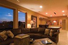 House Plan Design - Prairie Interior - Family Room Plan #51-1126