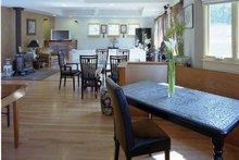 Craftsman Interior - Family Room Plan #939-9