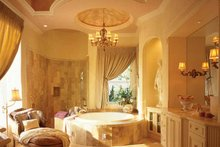 Mediterranean Interior - Bathroom Plan #930-34