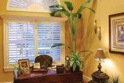 Mediterranean Style House Plan - 3 Beds 2.5 Baths 2907 Sq/Ft Plan #930-60 Interior - Other