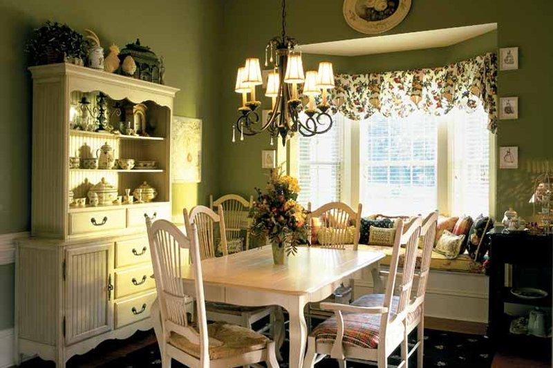 Country Interior - Dining Room Plan #927-781 - Houseplans.com
