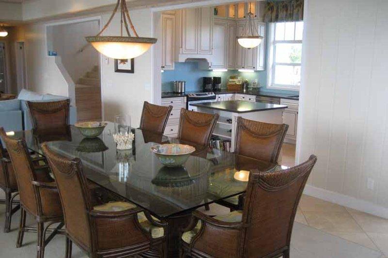 Country Interior - Dining Room Plan #928-41 - Houseplans.com