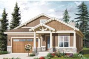 Traditional Style House Plan - 3 Beds 2 Baths 1779 Sq/Ft Plan #23-2531