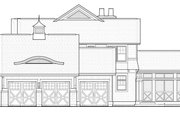 Craftsman Style House Plan - 3 Beds 2.5 Baths 3524 Sq/Ft Plan #928-45 Exterior - Other Elevation