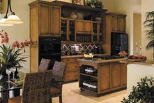 Home Plan Design - Country Interior - Kitchen Plan #930-419