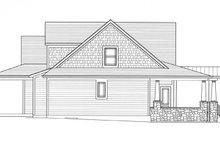 Architectural House Design - Craftsman Exterior - Other Elevation Plan #46-822