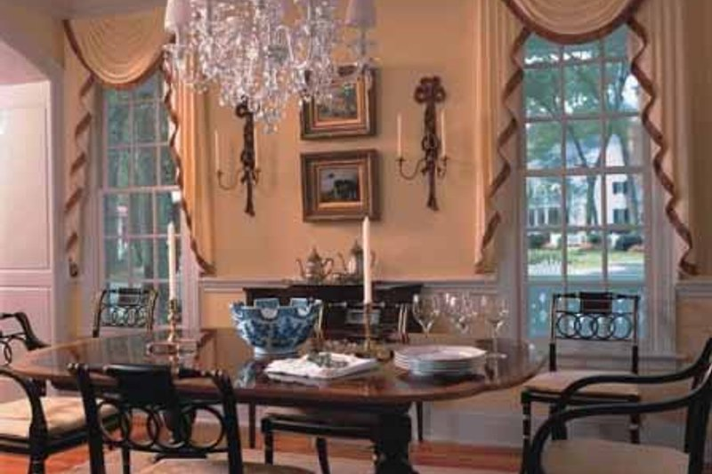 Southern Photo Plan #137-208 - Houseplans.com