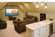 Dream House Plan - Optional Bonus Room
