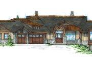 Craftsman Style House Plan - 4 Beds 4.5 Baths 5319 Sq/Ft Plan #945-139