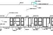 Adobe / Southwestern Style House Plan - 3 Beds 2.5 Baths 2497 Sq/Ft Plan #1-585