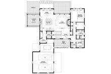 Farmhouse Floor Plan - Main Floor Plan Plan #928-303