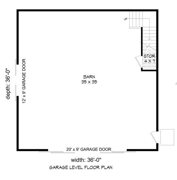 Dream House Plan - Country Floor Plan - Main Floor Plan #932-346