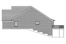 Traditional Exterior - Other Elevation Plan #46-372
