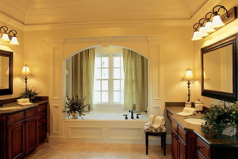 Country Interior - Master Bathroom Plan #927-654 - Houseplans.com