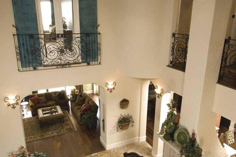 Mediterranean Interior - Entry Plan #1039-1 - Houseplans.com