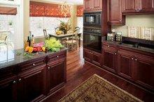 Architectural House Design - Craftsman Interior - Kitchen Plan #929-313