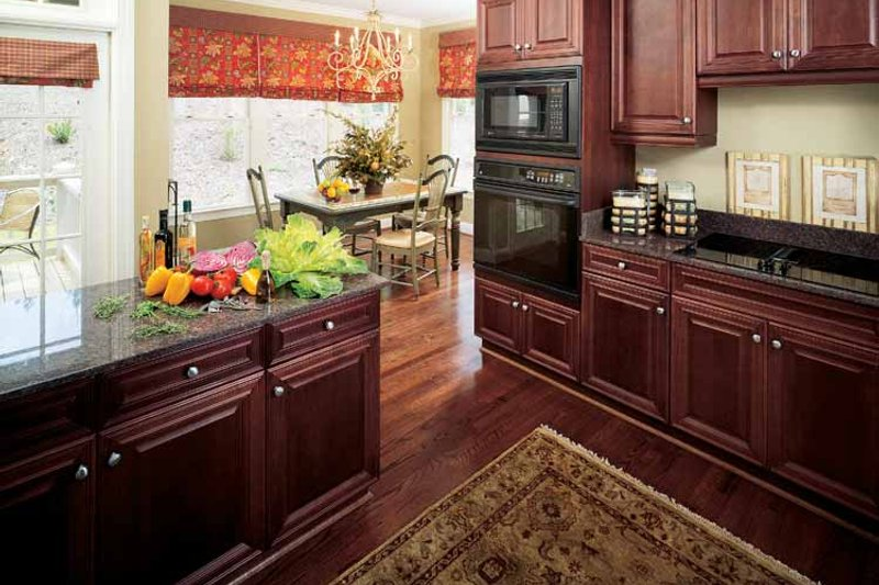 Craftsman Interior - Kitchen Plan #929-313 - Houseplans.com