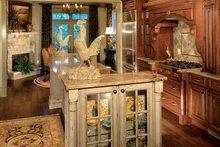 Home Plan Design - Craftsman Interior - Kitchen Plan #429-272