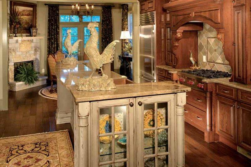 Craftsman Interior - Kitchen Plan #429-272 - Houseplans.com